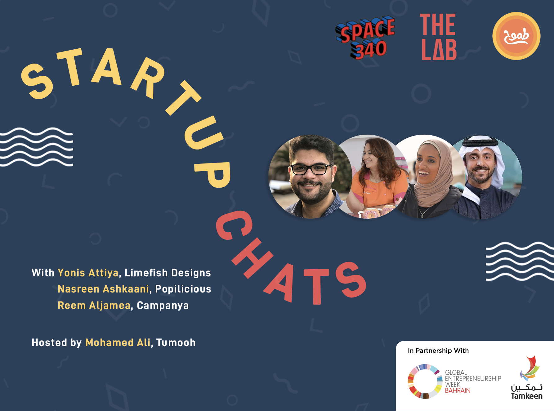 Startup Chats with Mohamed Ali